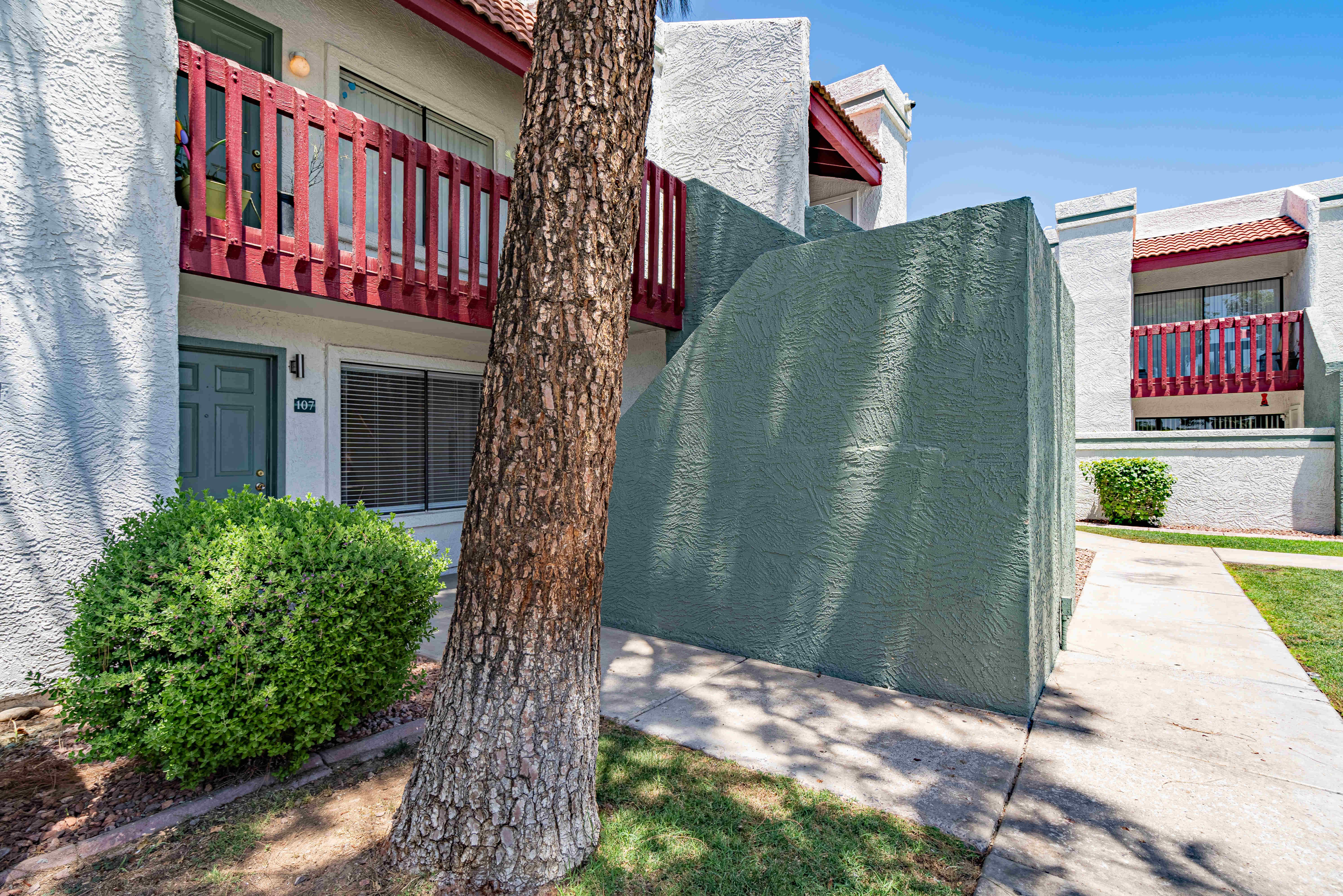 Red Sage Apartments rental
