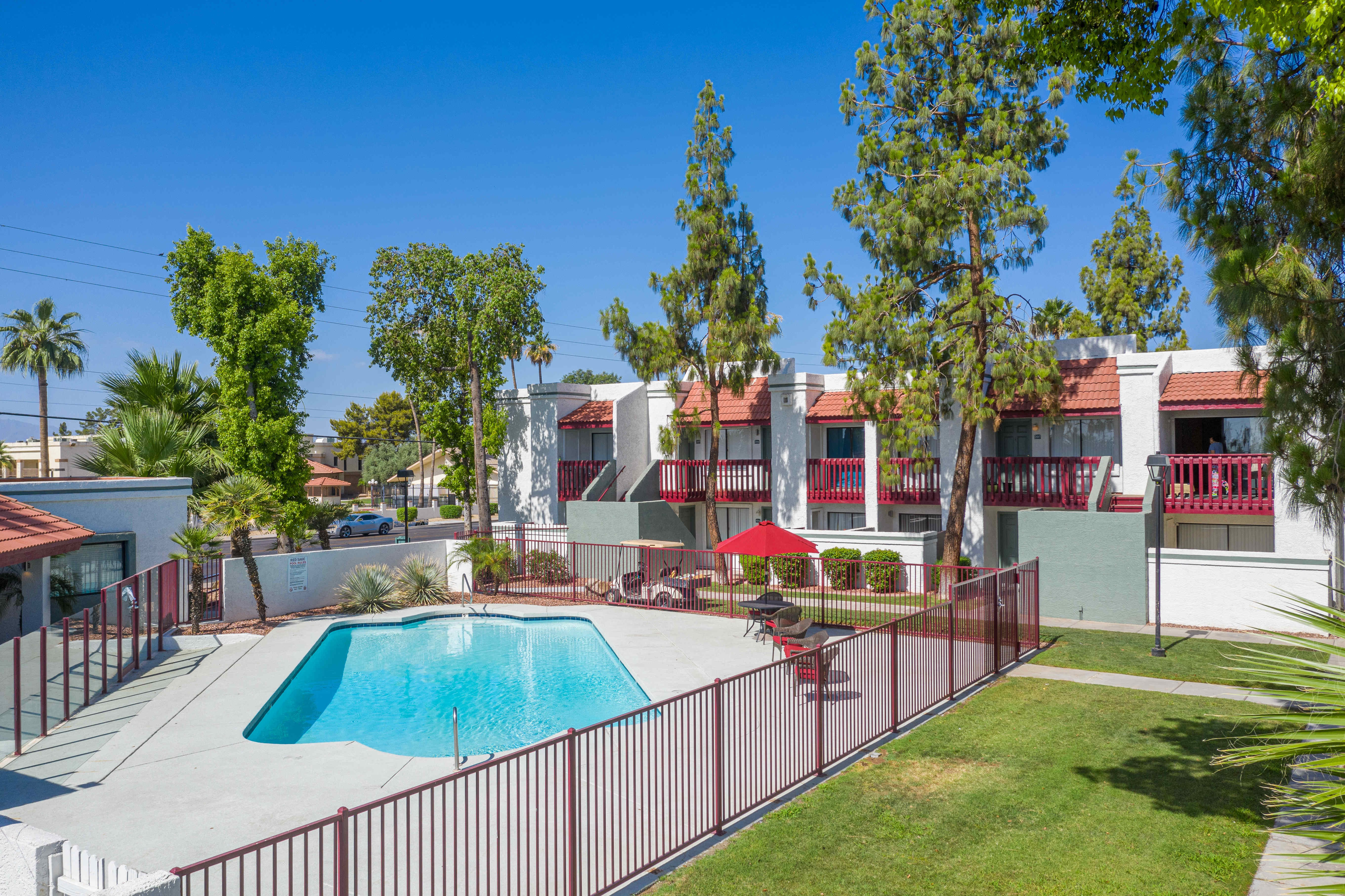 Red Sage Apartments for rent
