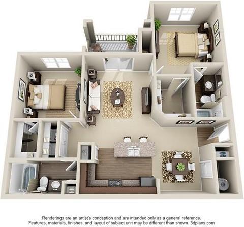 Aston Apartment Homes