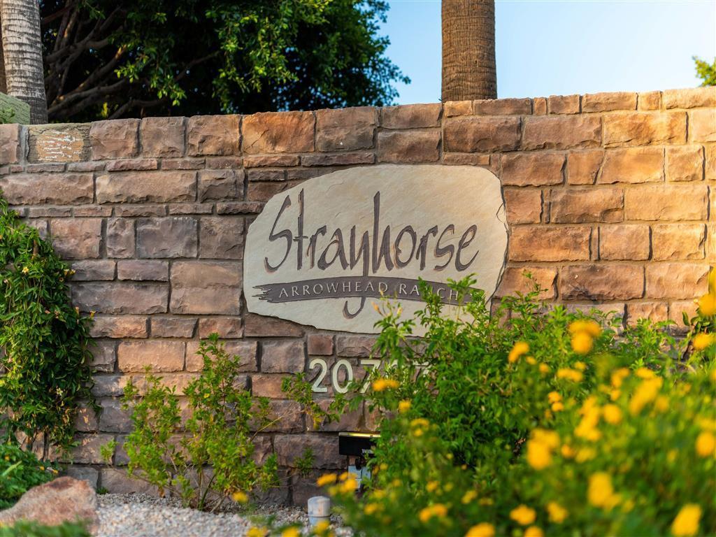 Strayhorse