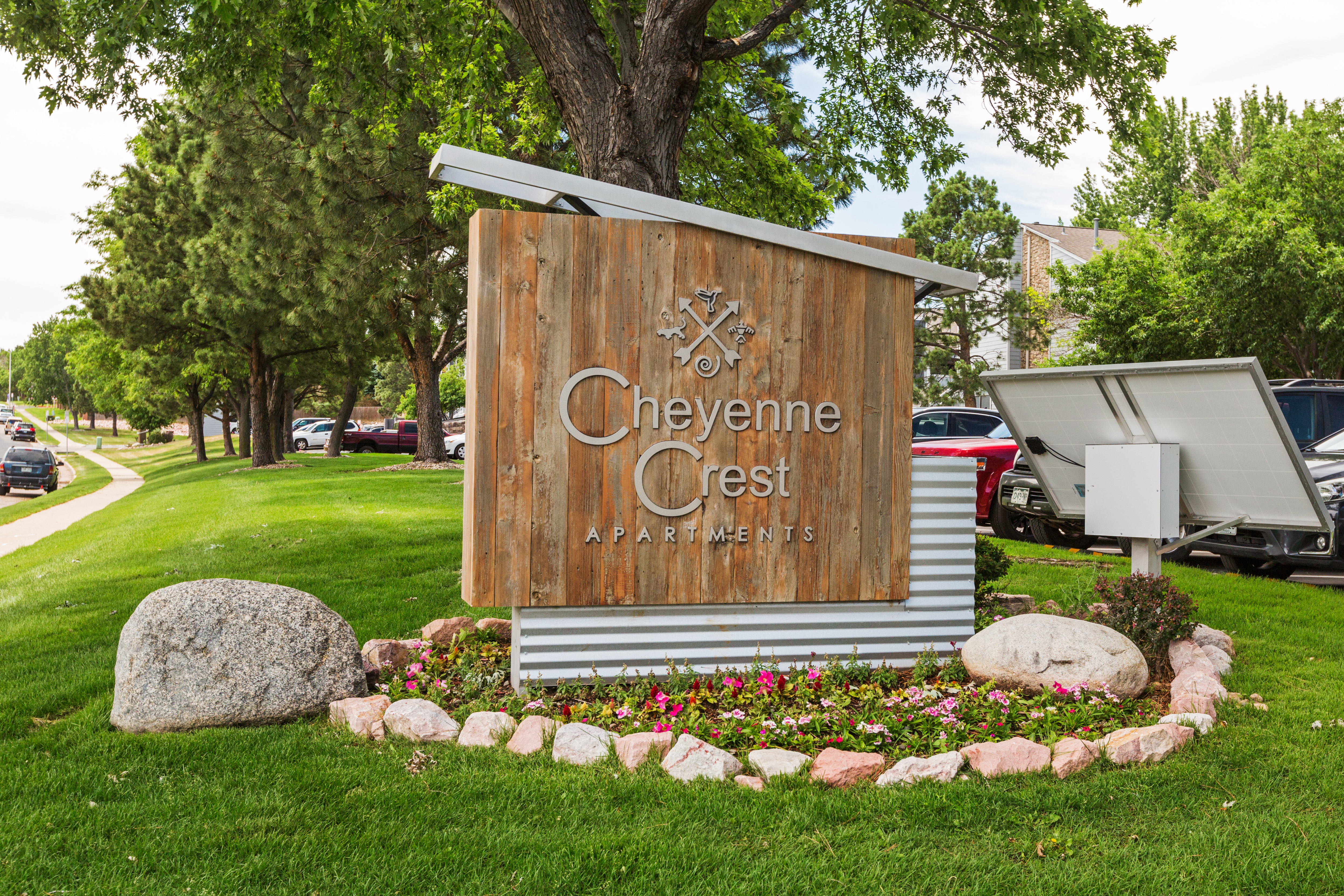 Cheyenne Crest Apartments for rent