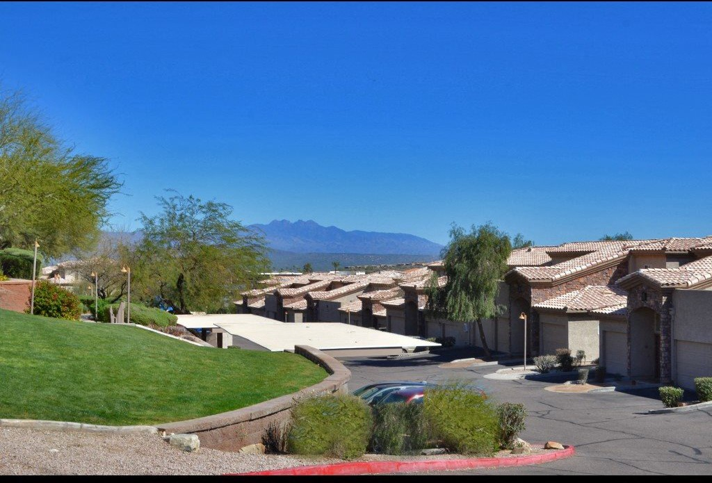 Four Peaks Condominiums and Townhomes