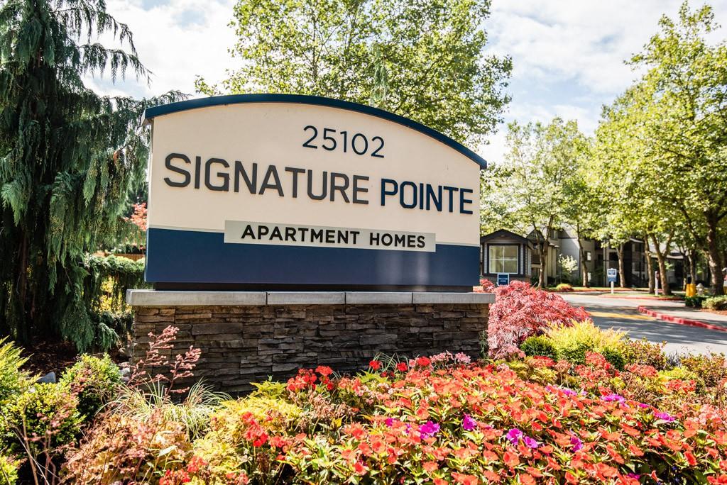 Apartments Near Green River Signature Pointe for Green River Community College Students in Auburn, WA