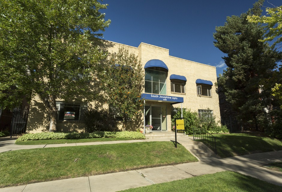 Apartments Near DU South Josephine Apts for University of Denver Students in Denver, CO