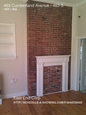 463 Cumberland Ave #463-5, Portland, ME 1 Bedroom Apartment for Rent ...