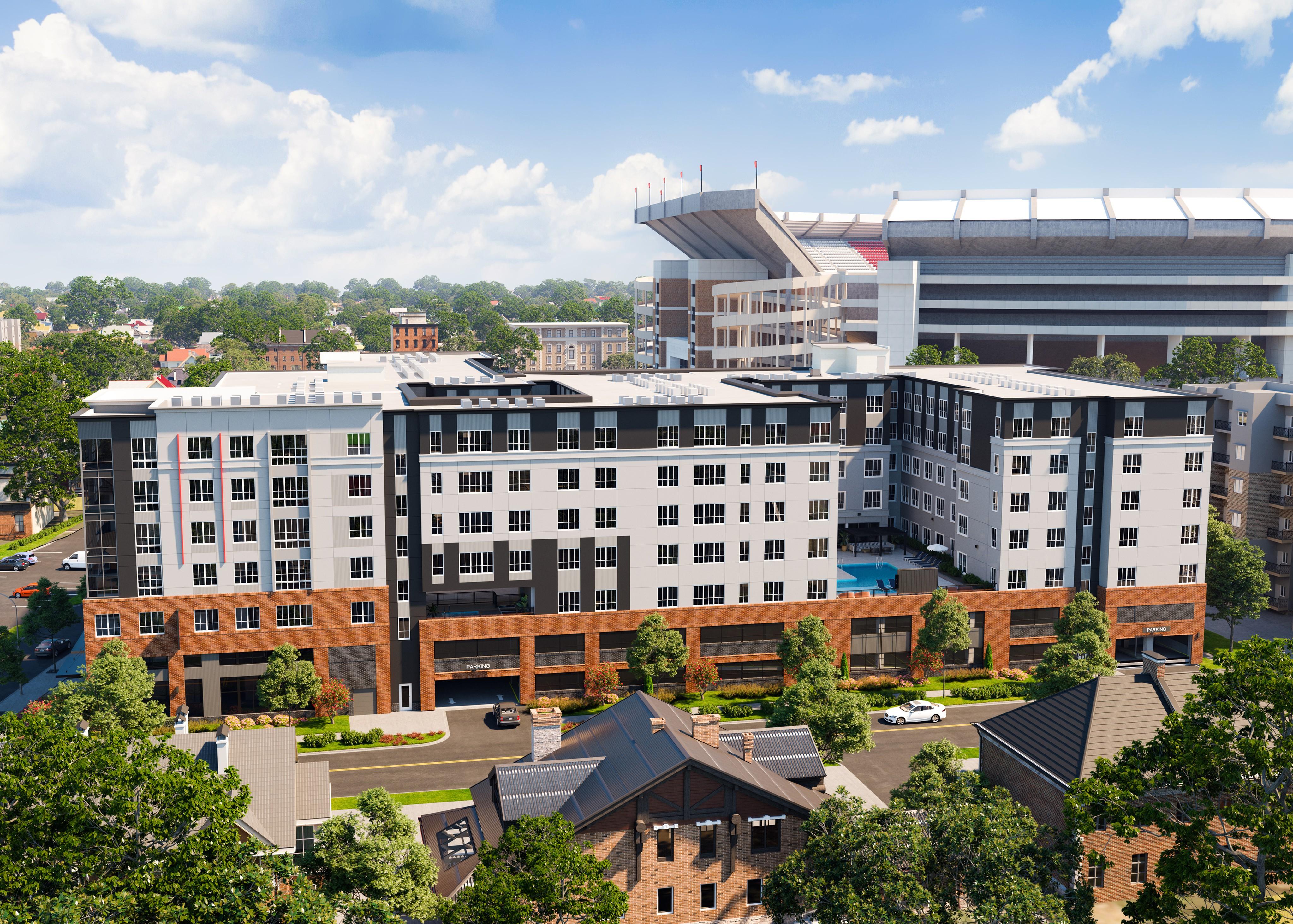 Apartments Near Tuscaloosa Student Housing Coming 2021 - HERE Tuscaloosa for Tuscaloosa Students in Tuscaloosa, AL