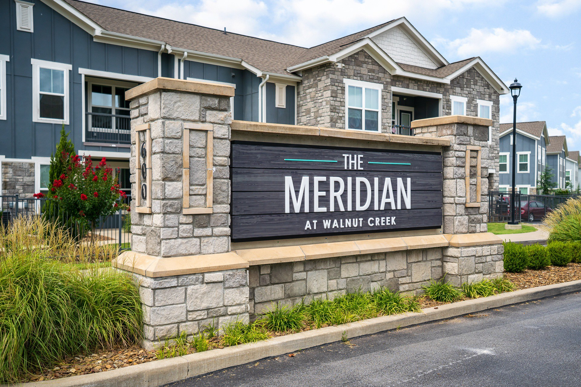 Apartments Near Blue Cliff College-Fayetteville The Meridian at Walnut Creek for Blue Cliff College-Fayetteville Students in Fayetteville, AR