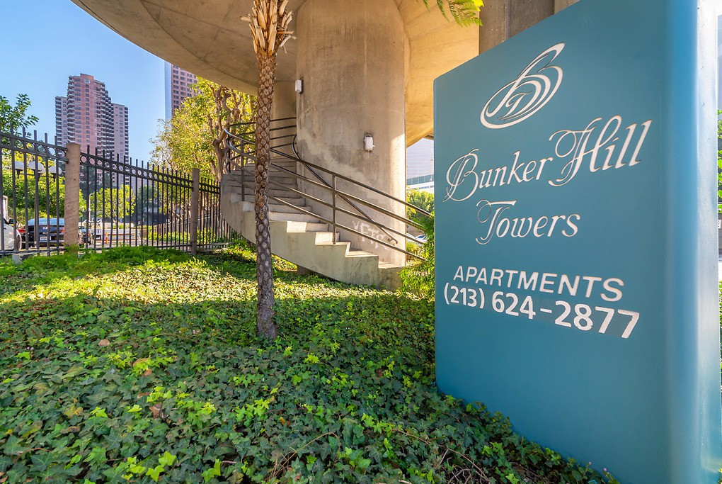 Bunker Hill Towers for rent
