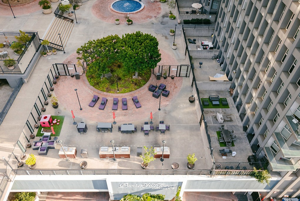 Bunker Hill Towers rental