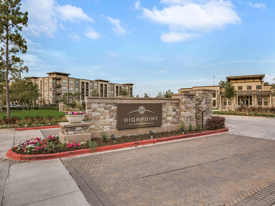 Apartments Near Houston Highpoint at Cypresswood for Houston Students in Houston, TX