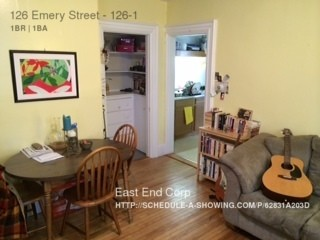 126 Emery St #126-1, Portland, ME 1 Bedroom Apartment for Rent for ...