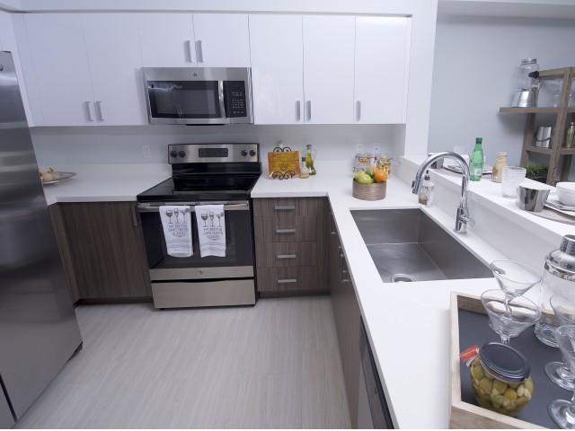 Miami Bay Waterfront Midtown Residences for rent