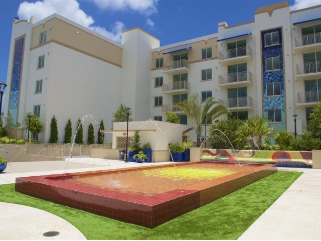 Miami Bay Waterfront Midtown Residences rental