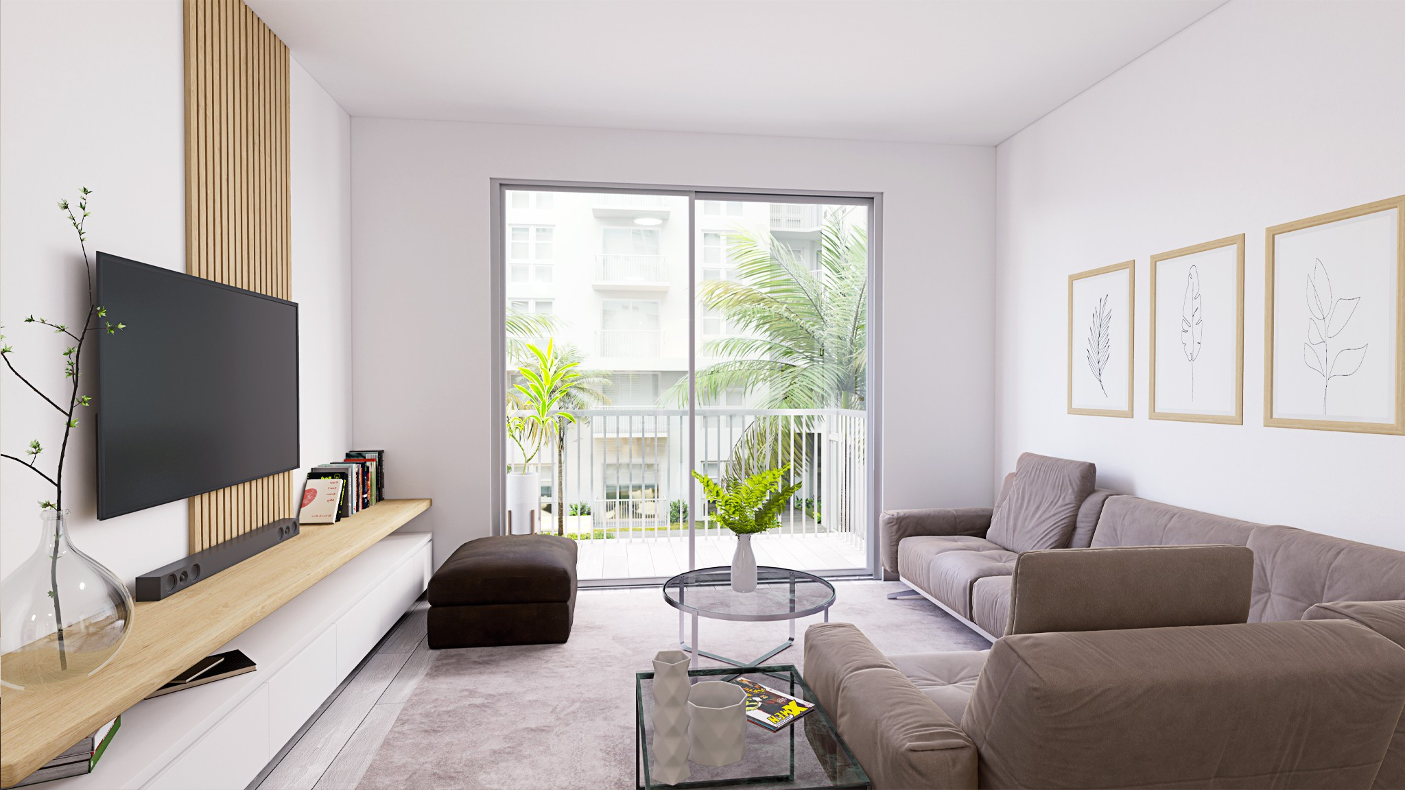 850 Living Miami rental