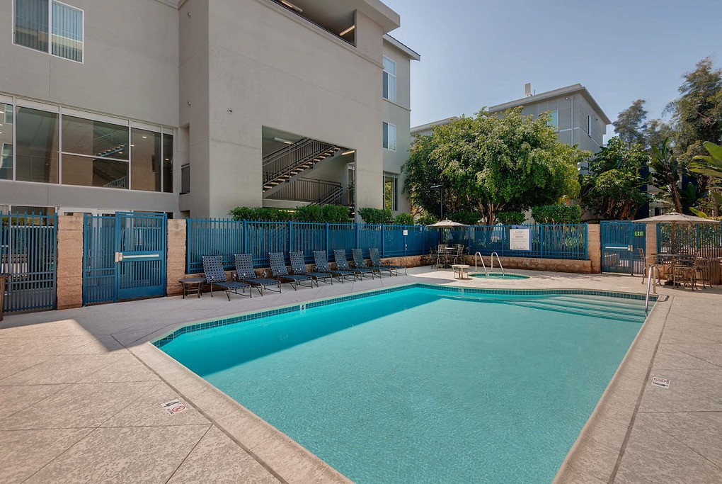 Fountain Park at Playa Vista rental