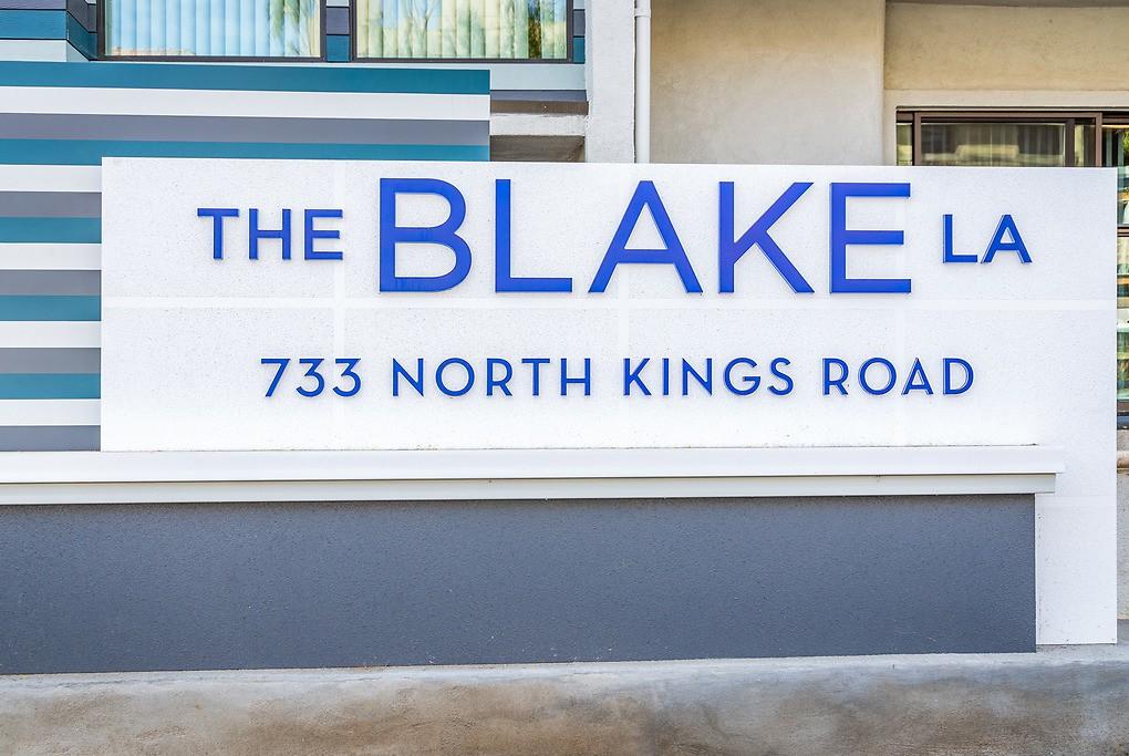 The Blake LA for rent