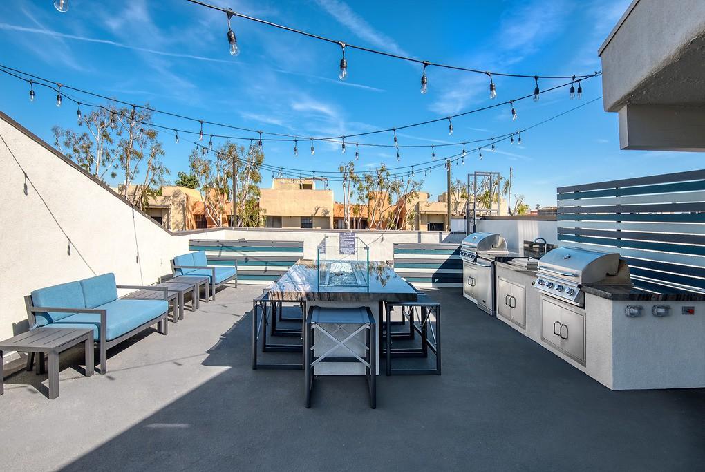 The Blake LA rental
