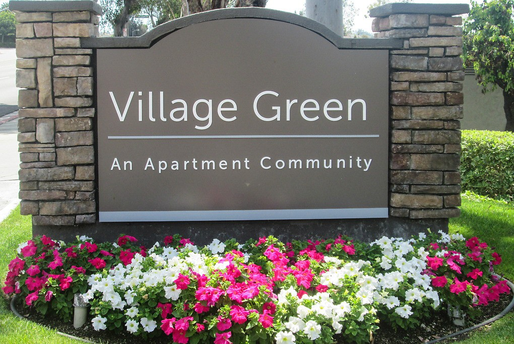 Village Green for rent
