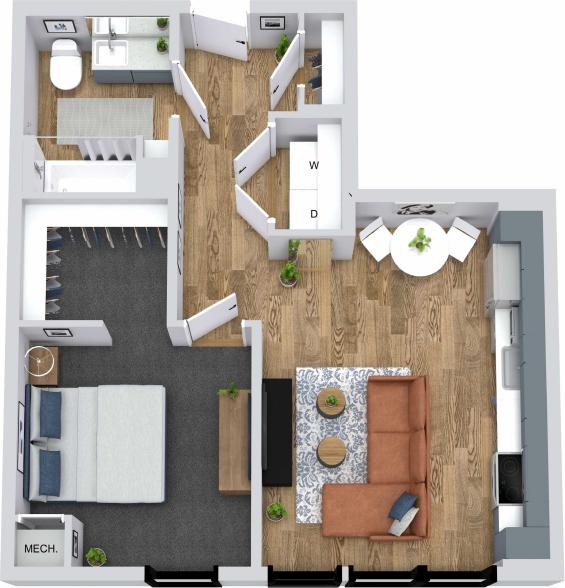 Five 90 Park Apartments