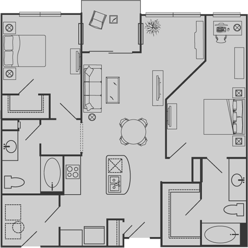 Delante Apartments
