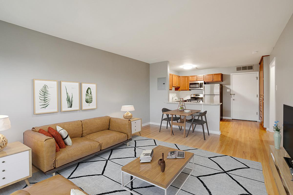 550 E. 3rd. Avenue rental