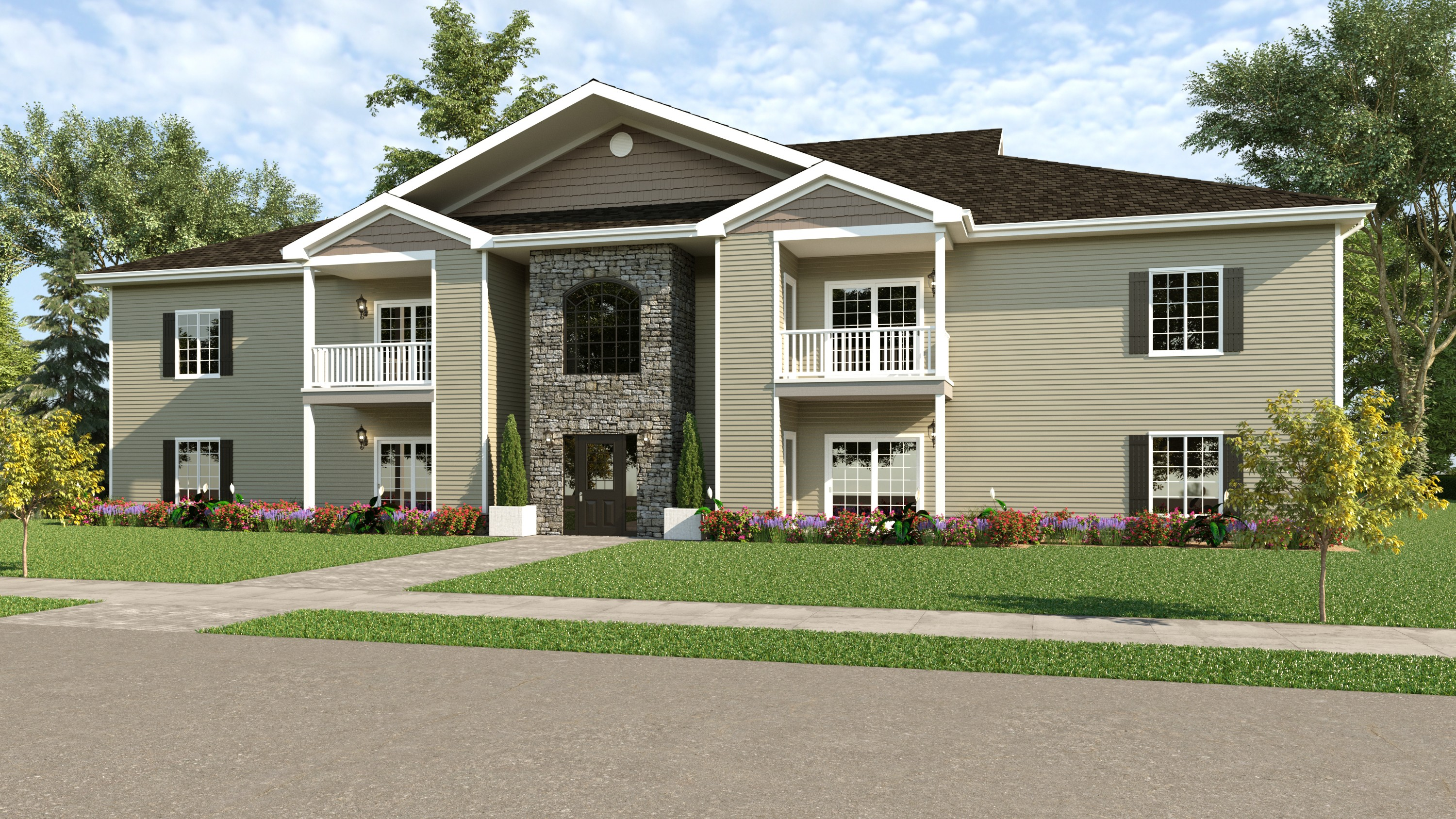Apartments Near Hilbert Fox Trace East for Hilbert College Students in Hamburg, NY