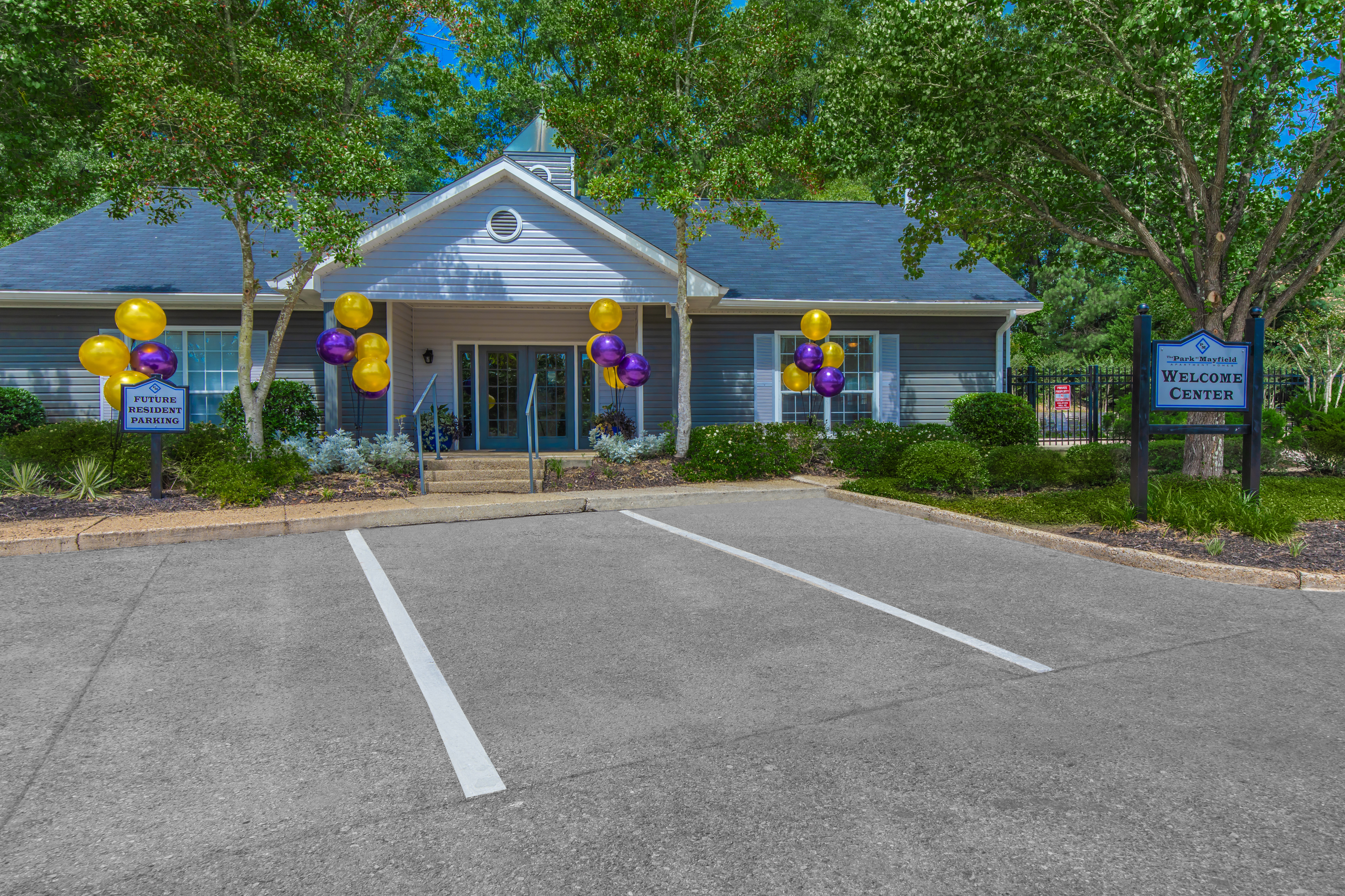 Apartments Near Southern Miss The Park at Mayfield for University of Southern Mississippi Students in Hattiesburg, MS