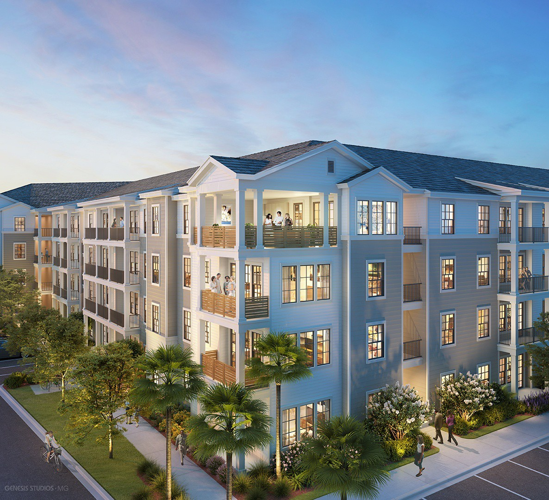 Apartments Near JU Terrabella Coastal Apartments for Jacksonville University Students in Jacksonville, FL