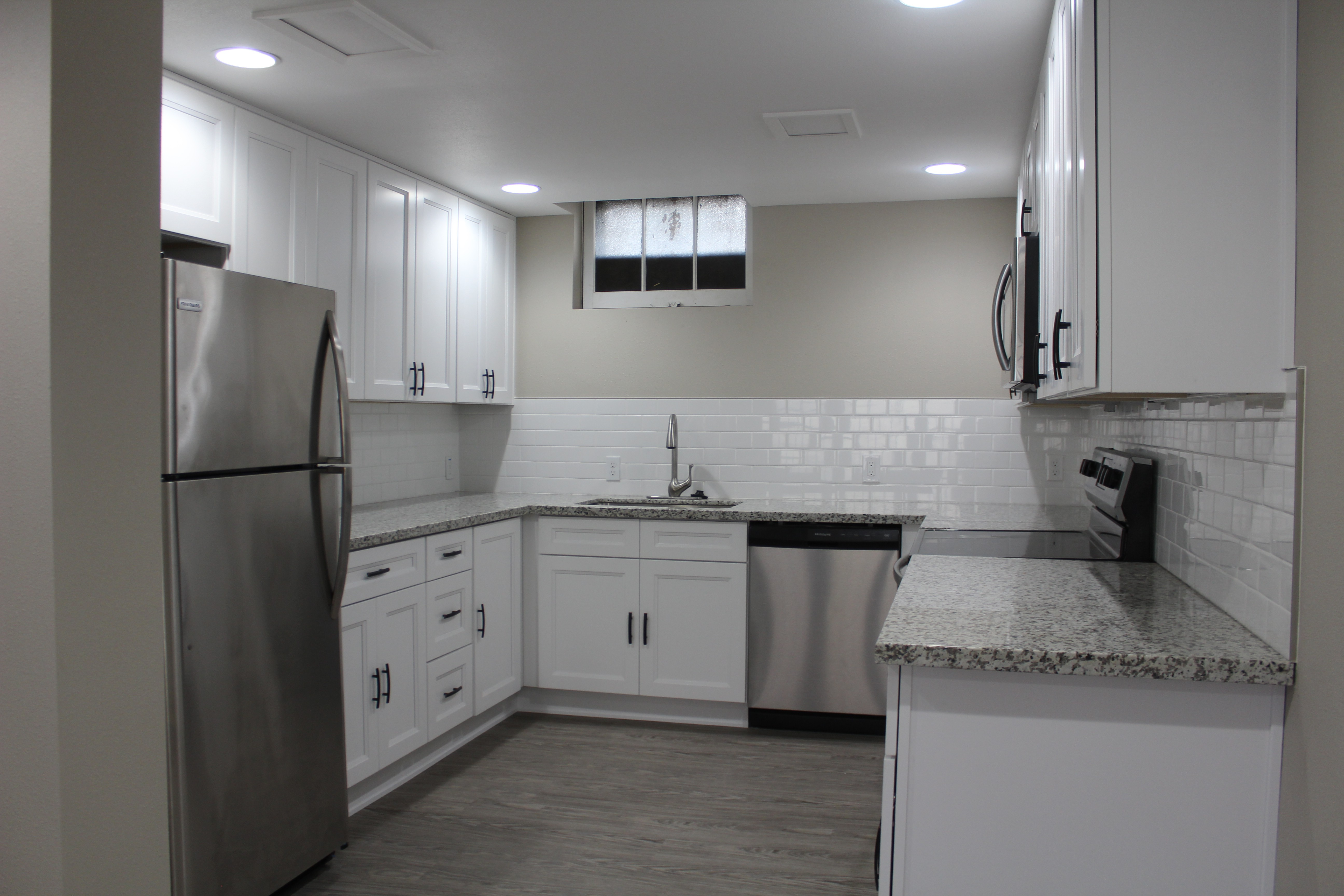 White Apartments for rent
