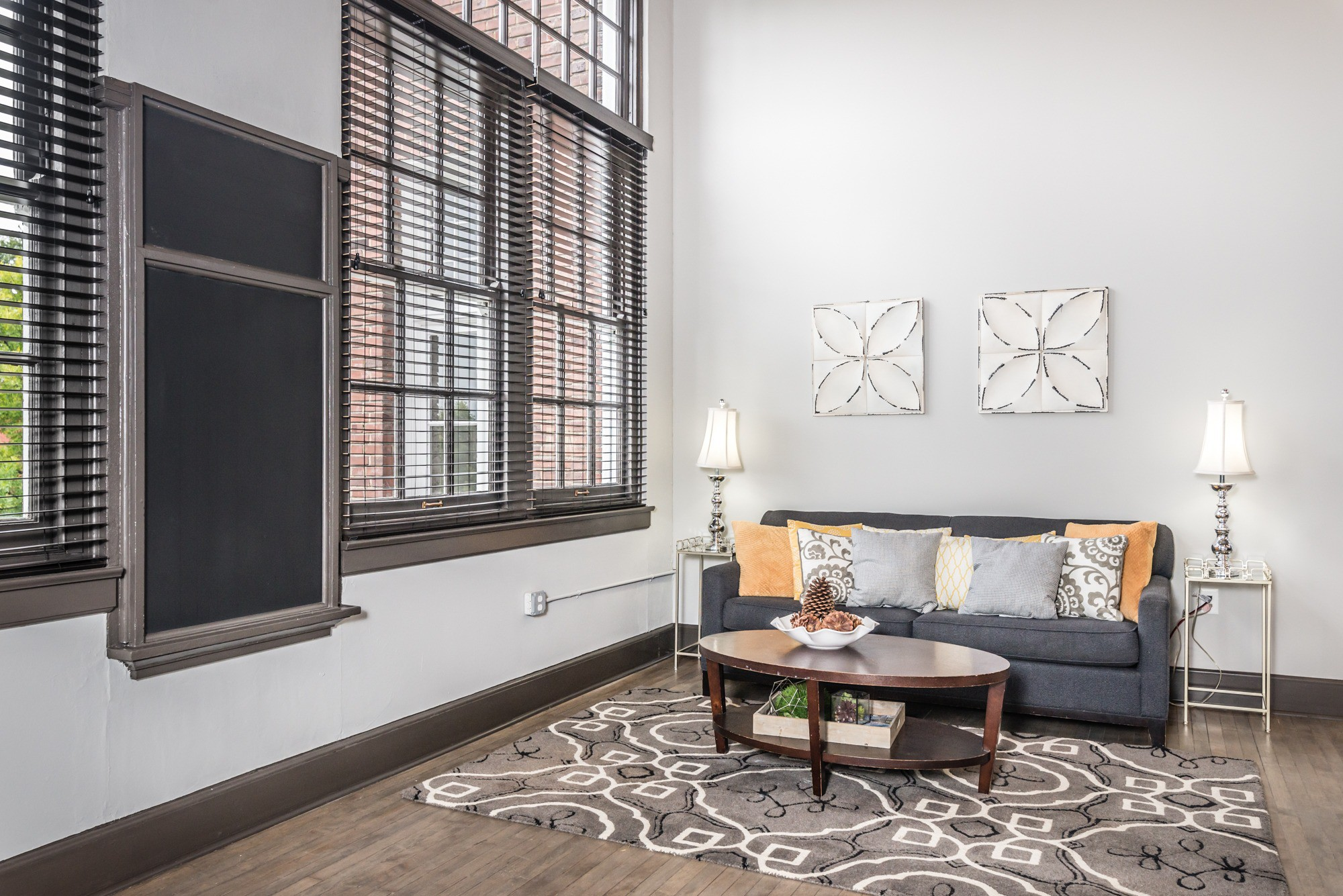 Lafayette Lofts rental