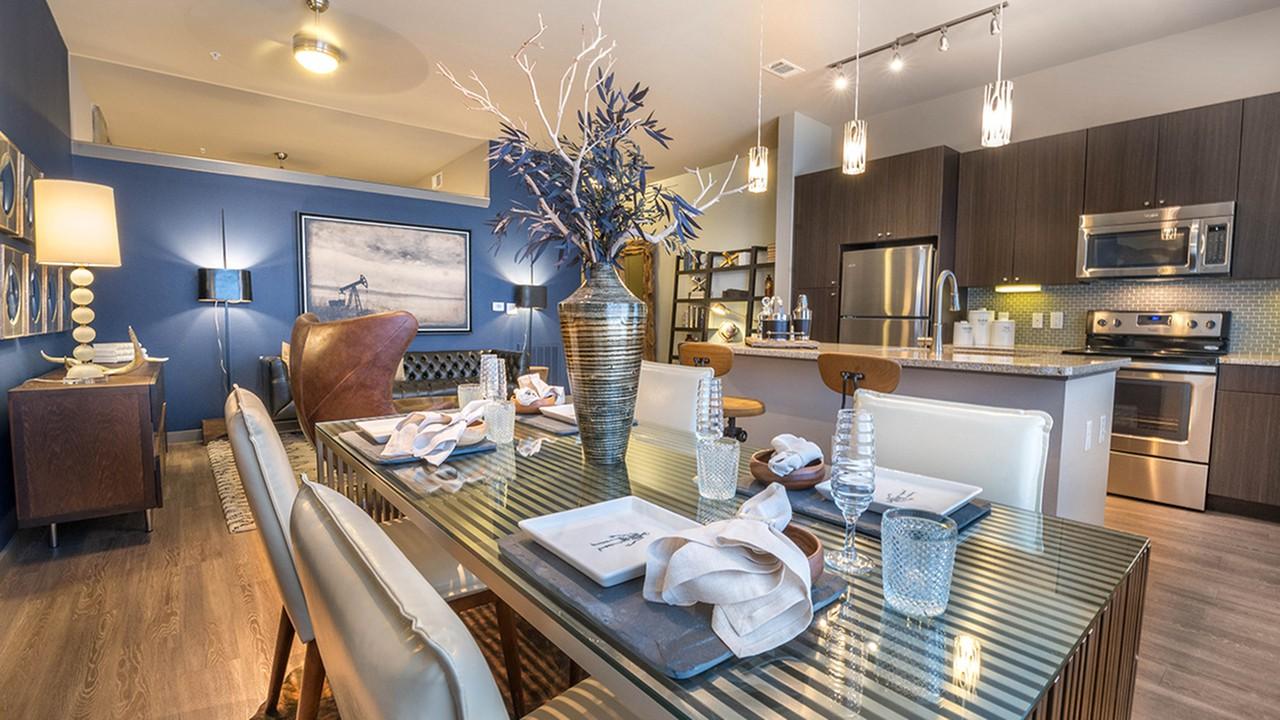 Apartments Near Rice Modera Flats for Rice University Students in Houston, TX