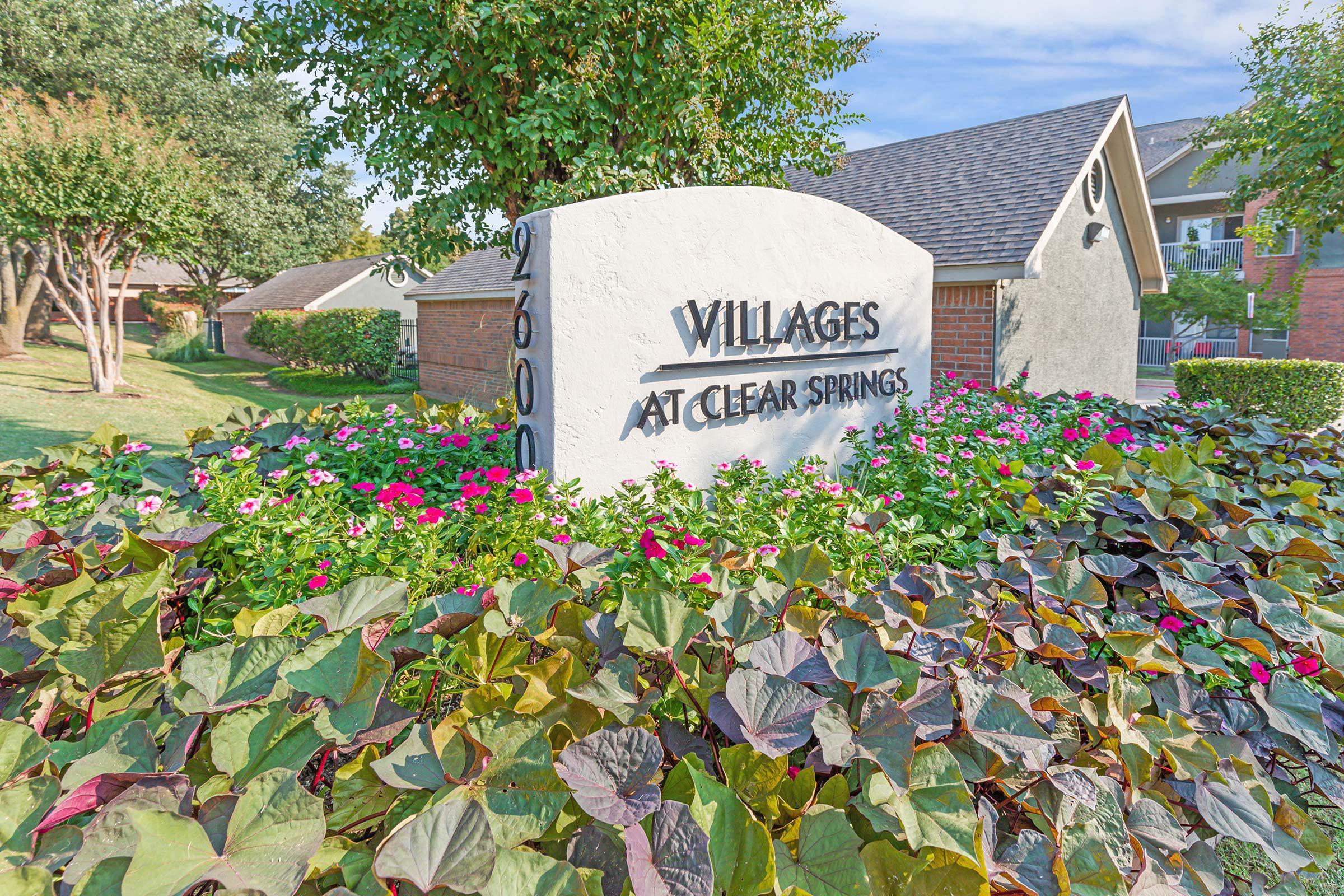 Villages at Clear Springs rental