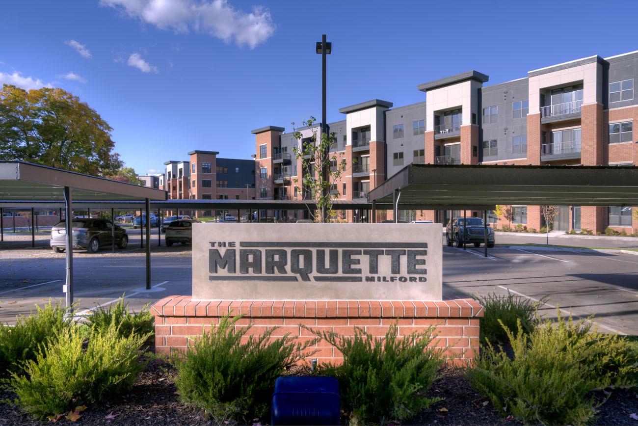 Apartments Near Bloomfield Hills The Marquette for Bloomfield Hills Students in Bloomfield Hills, MI