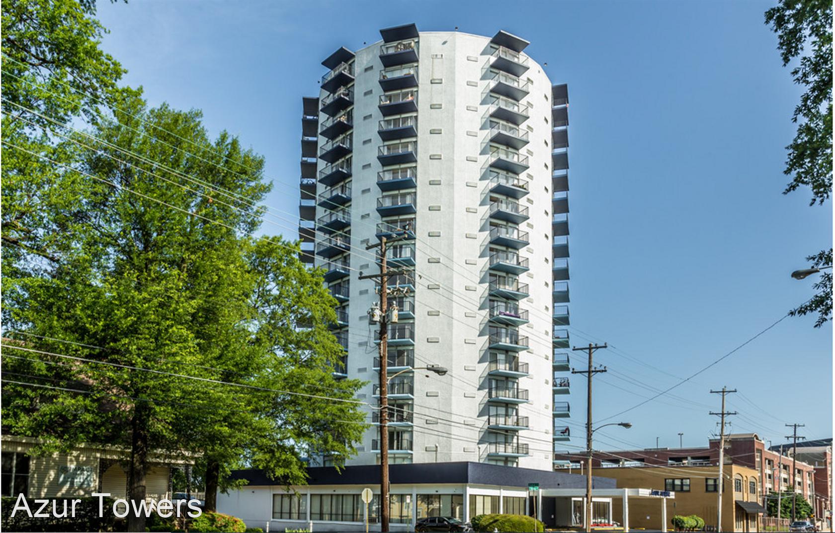 Azur Tower rental