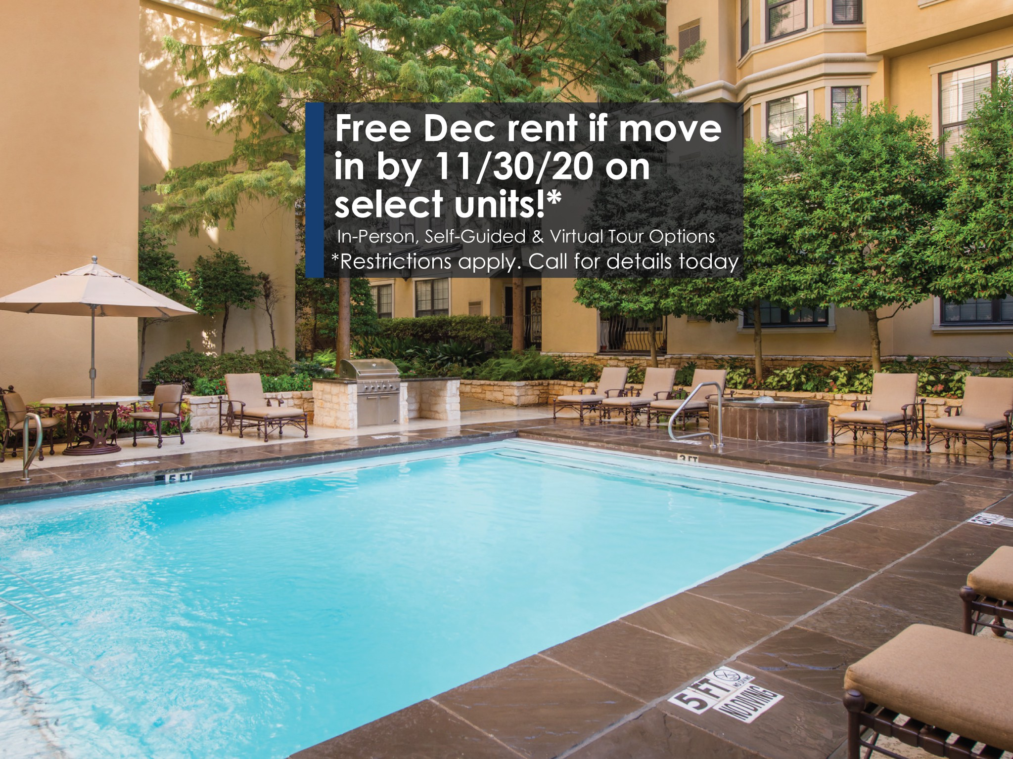 Apartments Near DTS State Thomas Ravello for Dallas Theological Seminary Students in Dallas, TX