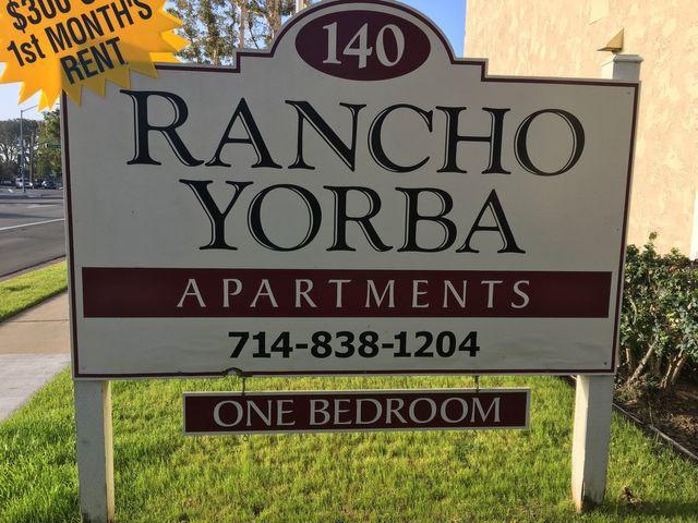 Rancho Yorba