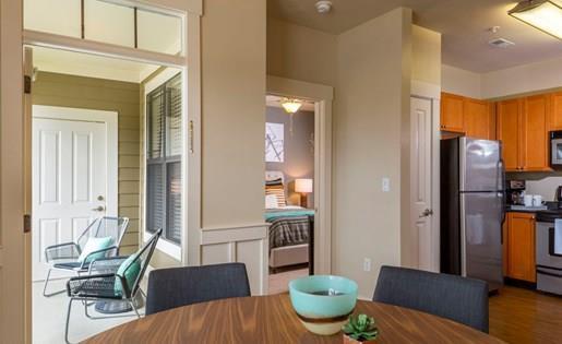 The Apartments at Blakeney rental