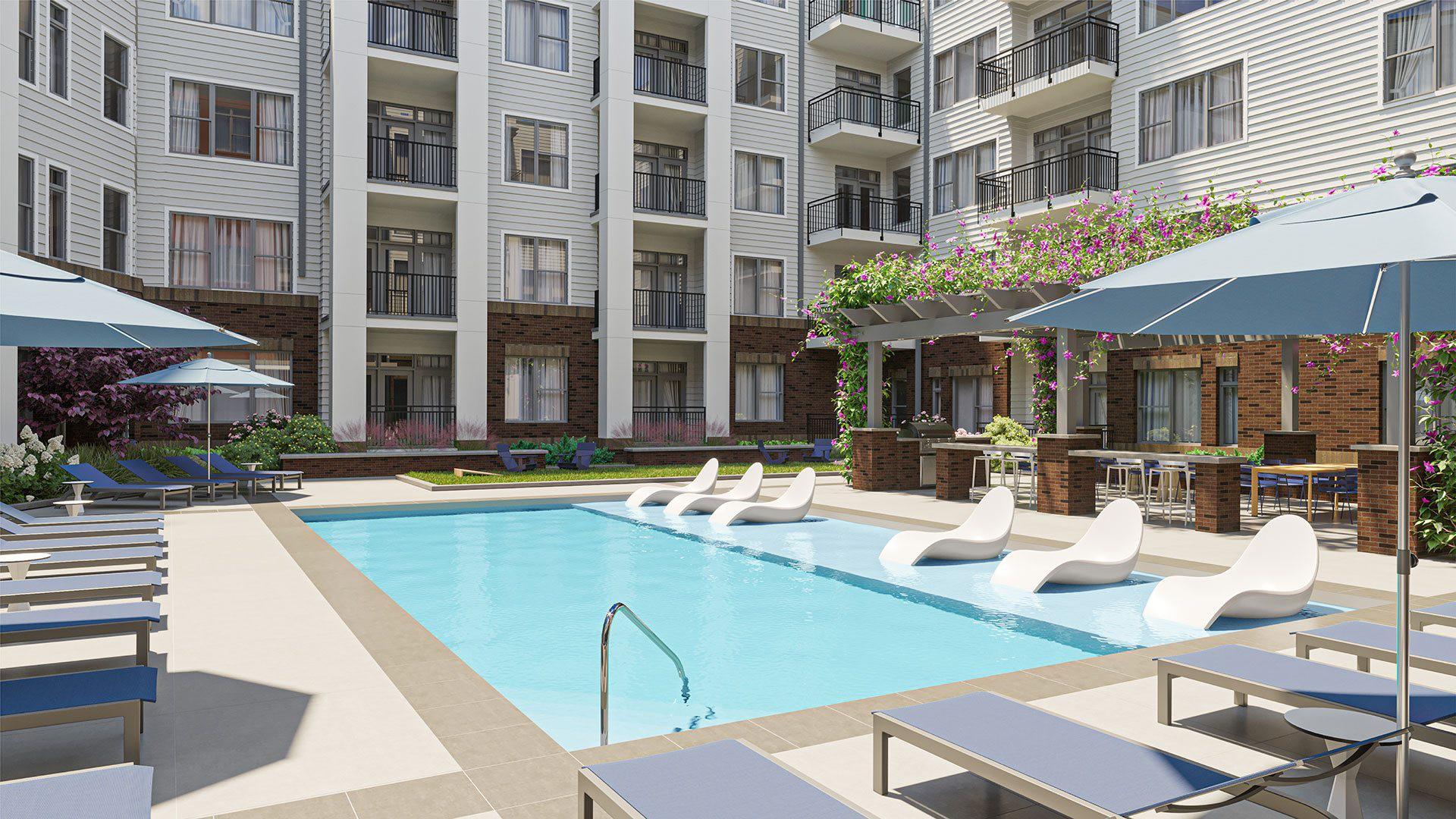 Link Apartments® Grant Park rental