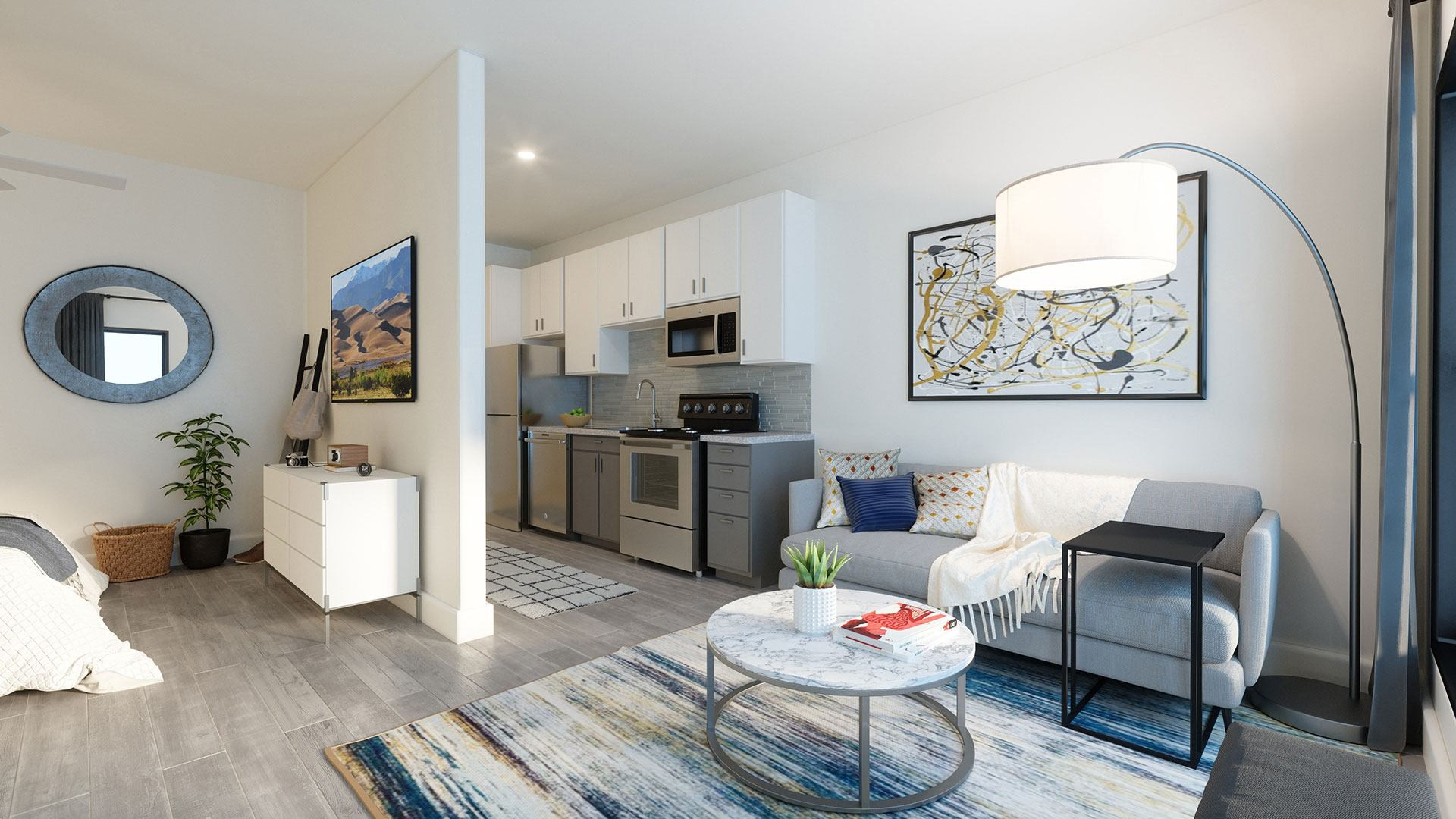 Link Apartments® Grant Park for rent