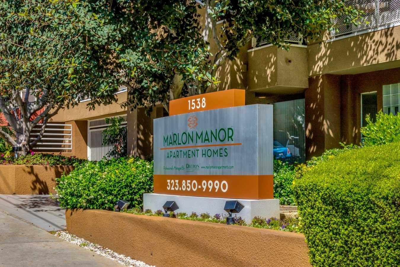 Apartments Near Los Angeles Marlon Manor for Los Angeles Students in Los Angeles, CA