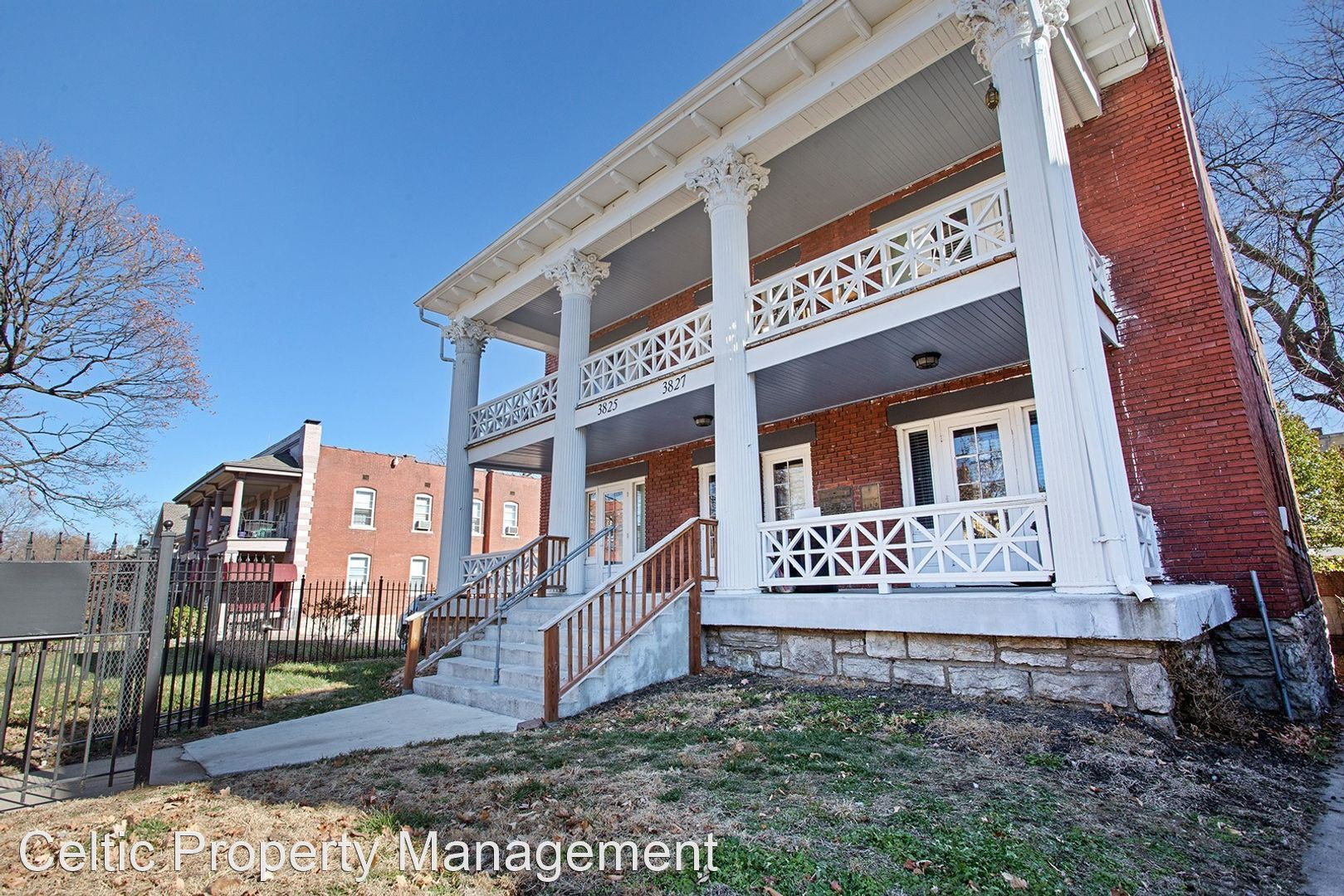 Apartments Near KUMC 3825 Baltimore Apartments for University of Kansas Medical Center Students in Kansas City, KS