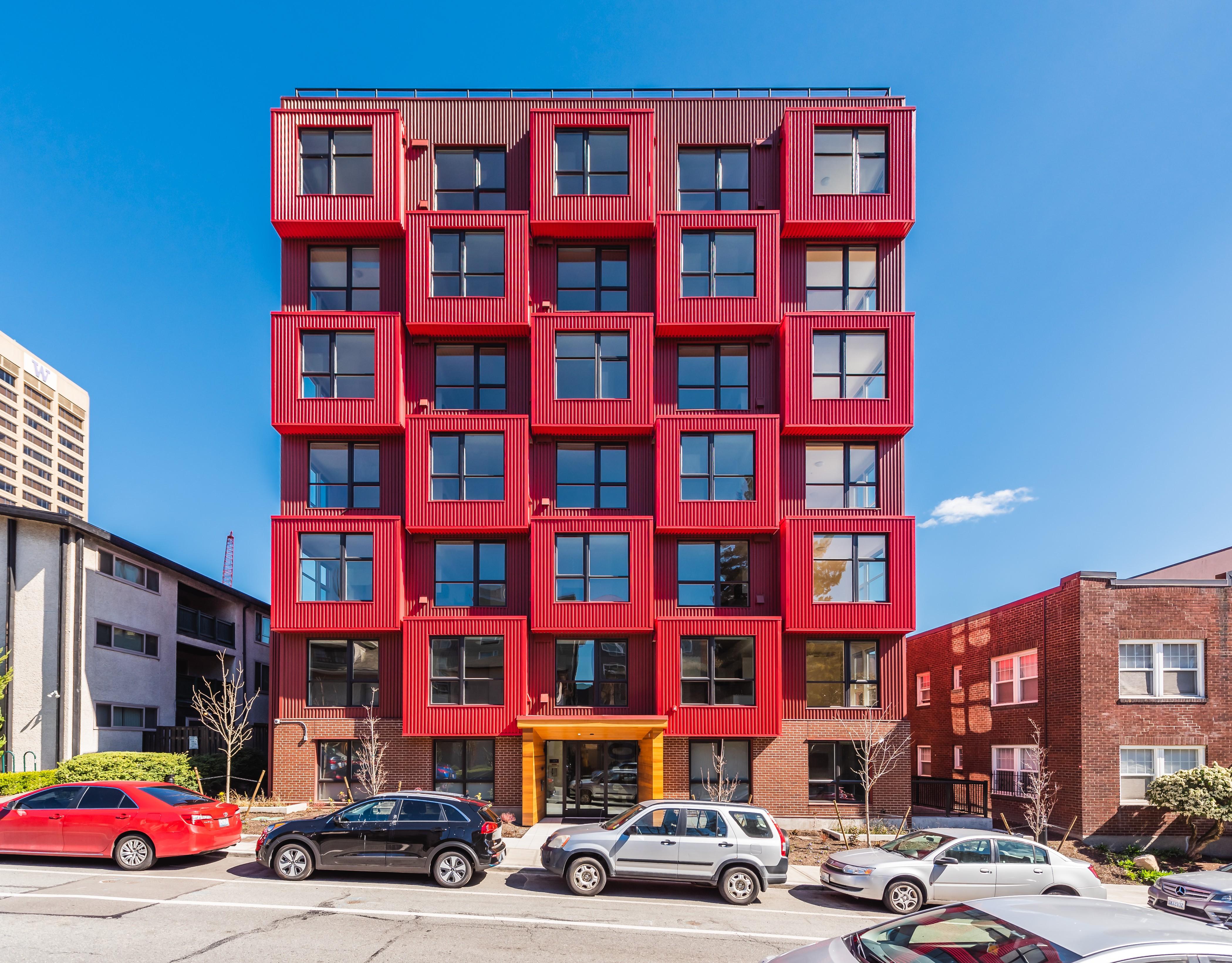 Apartments Near UW DXU Apartments for University of Washington Students in Seattle, WA