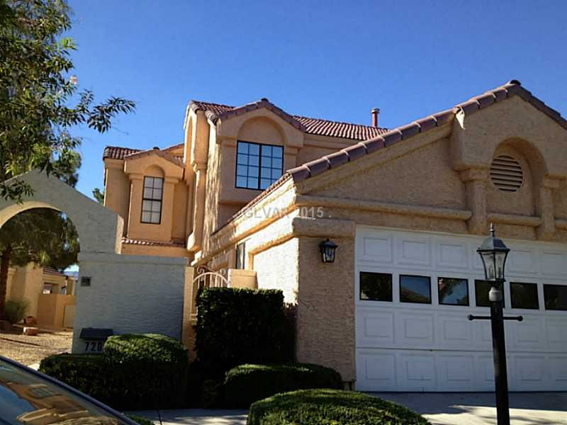 7208 Painted Shadows Way, Las Vegas, NV 89149 3 Bedroom