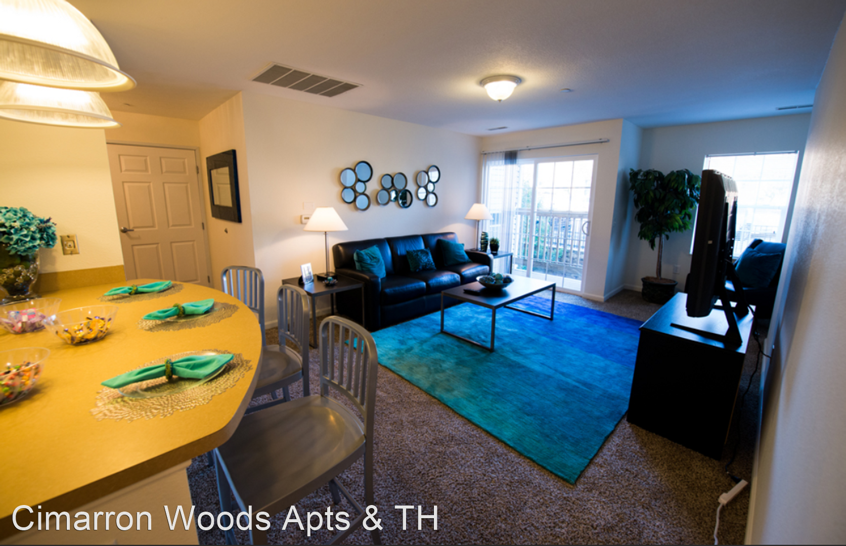 Apartments Near Wright State Cimarron Woods Townhomes and for Wright State University Students in Dayton, OH