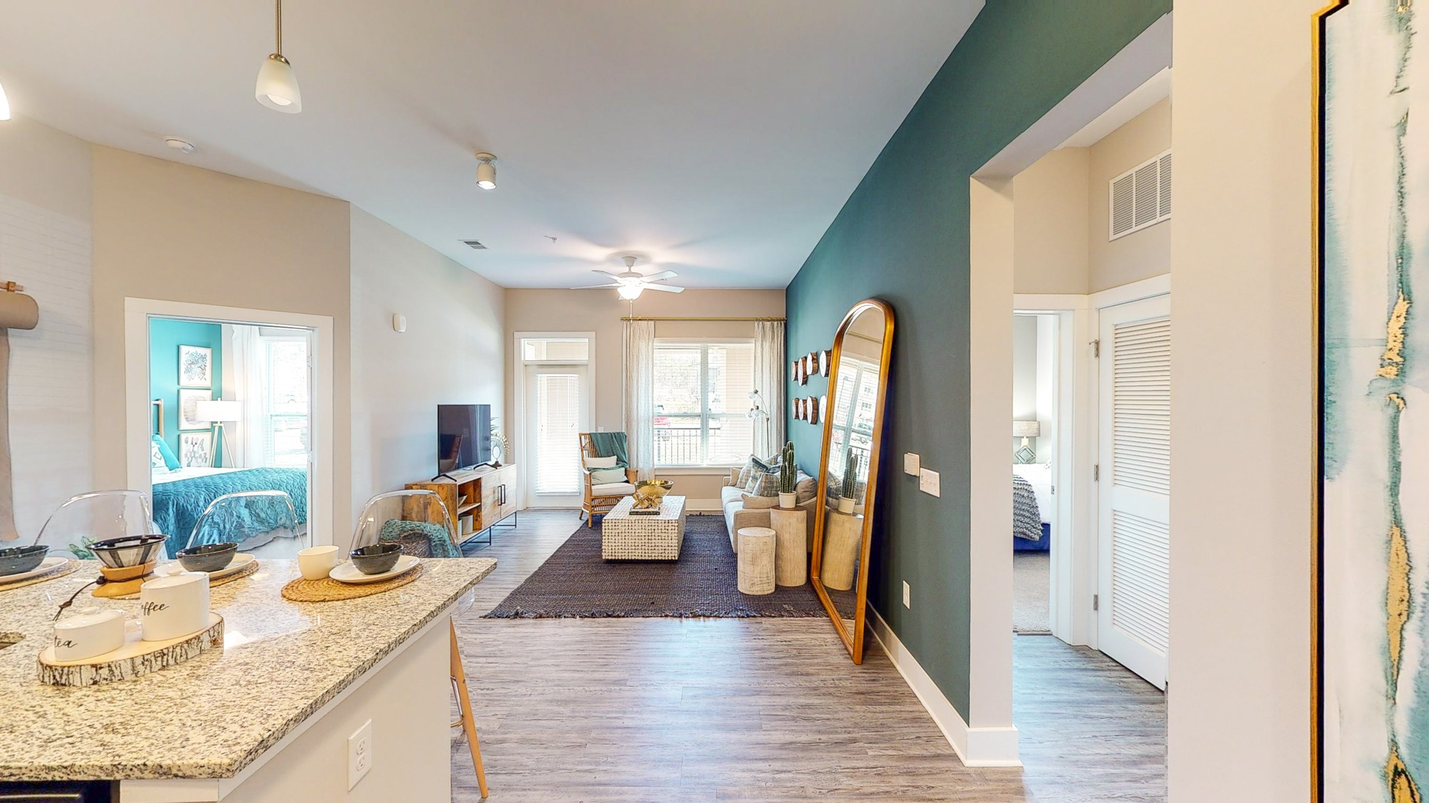 Apartments Near NC State Abberly Solaire for North Carolina State University Students in Raleigh, NC