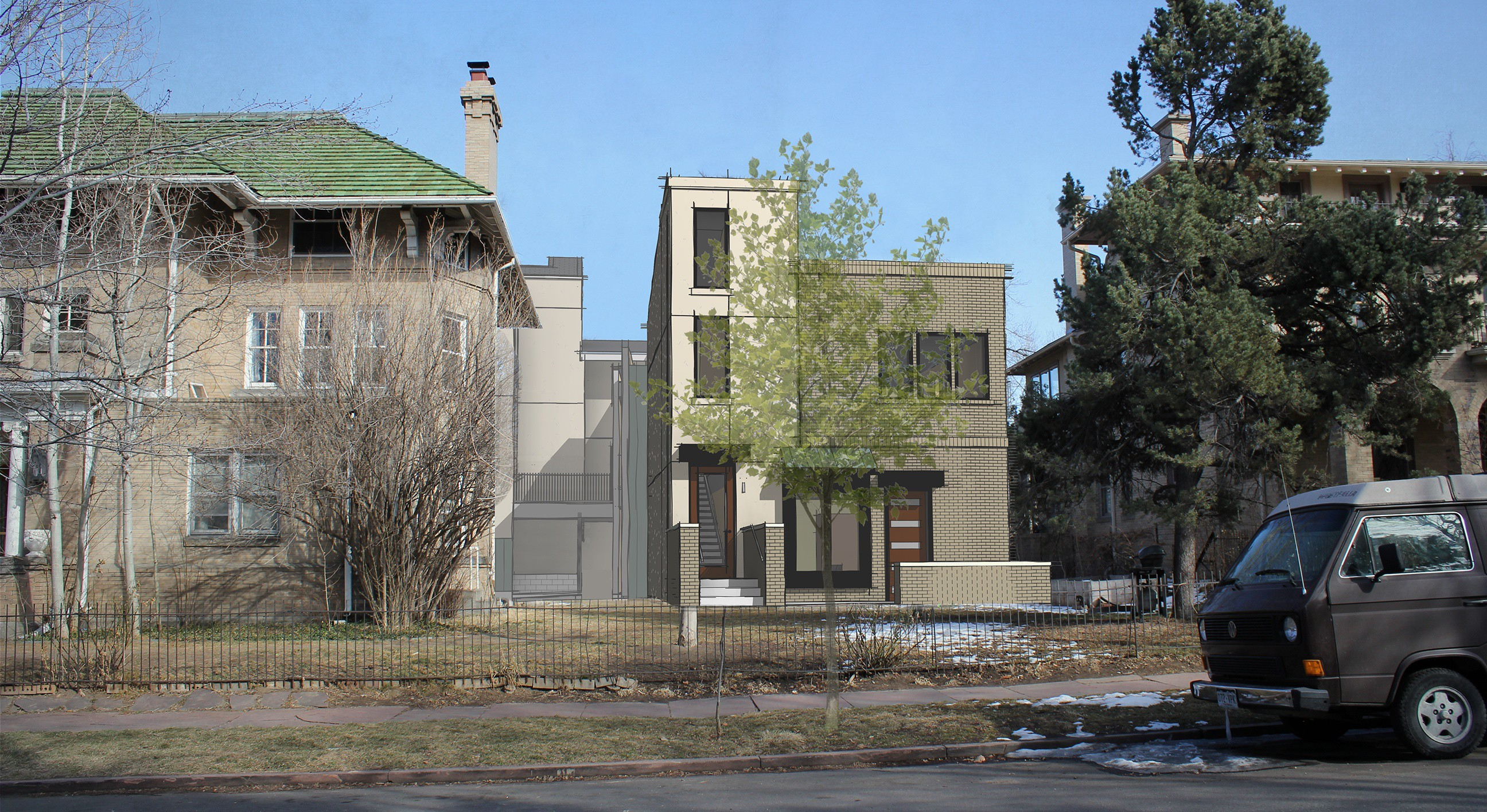 Apartments Near AiC Mullen Flats for The Art Institute of Colorado Students in Denver, CO