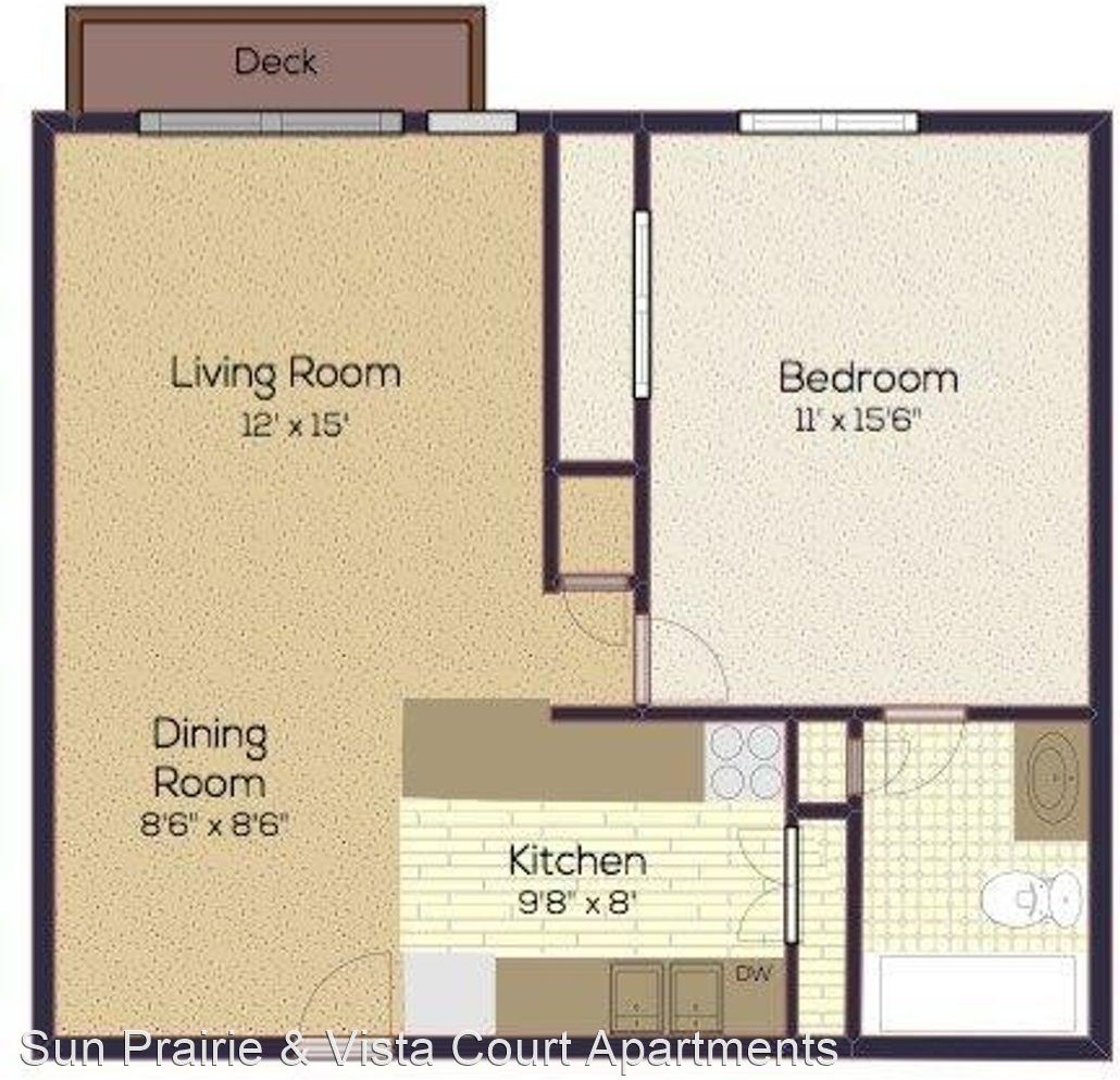 Apartments Near DMU Sun Prairie for Des Moines University Students in Des Moines, IA
