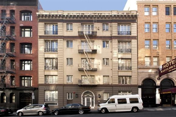 969 BUSH Apartments