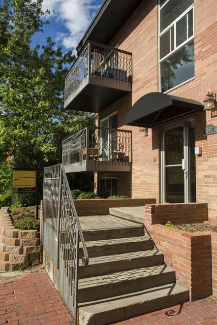 City Park Terrace for rent