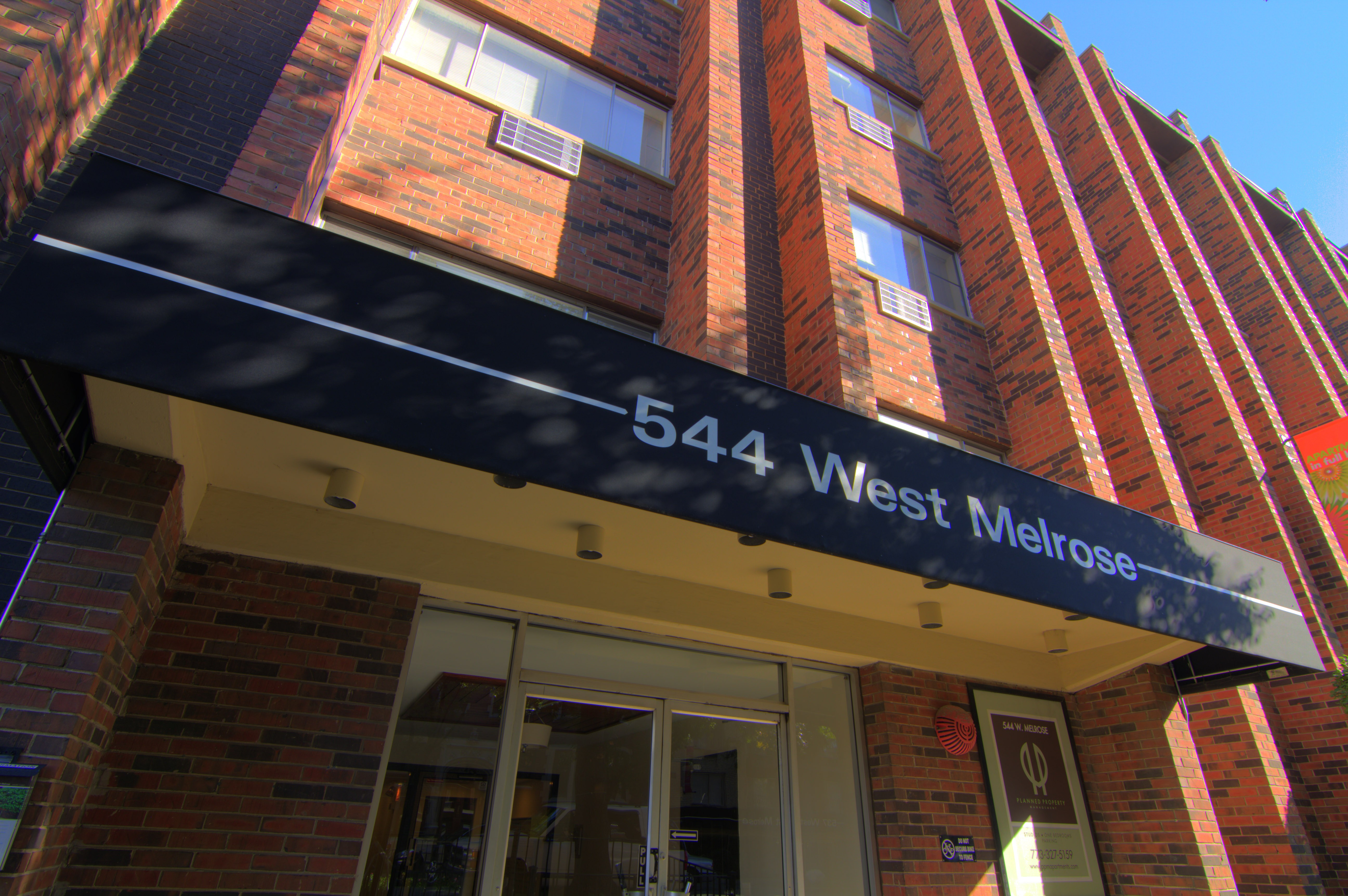 544 w melrose st chicago il 60657 1 bedroom apartment - One bedroom apartments in chicago il ...